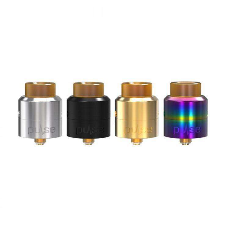 Pulse 24 Dual Coil BF RDA By Vandy Vape & Tony B grey-haze.myshopify.com