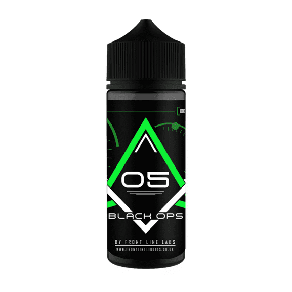 Black Ops Watermelon by Frontline Short Fill 100ml