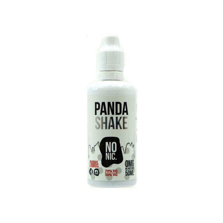 Panda Shake By Milkshake Liquids 50ML - Short Fill grey-haze.myshopify.com
