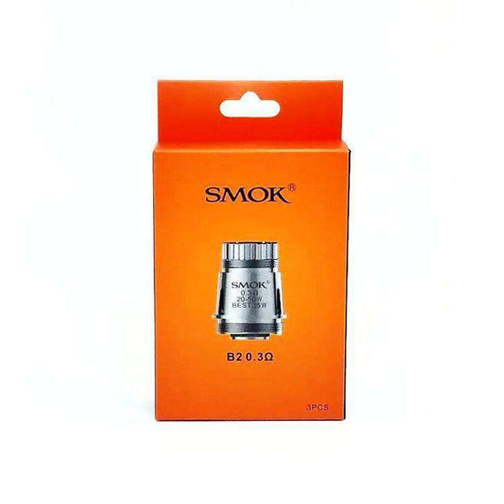 Smok Brit Mega B2 Replacement Coils Pack of 3