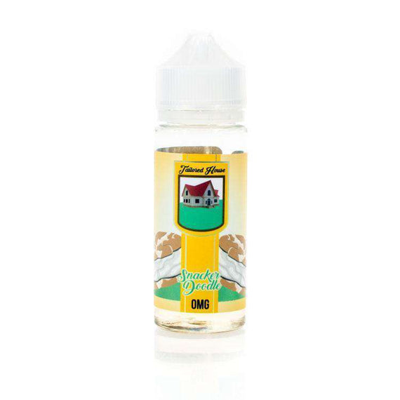 Snacker Doodle by Tailored Vapors - Short Fill 100ml