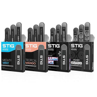 Stig Pod Disposable Vape Pod grey-haze.myshopify.com