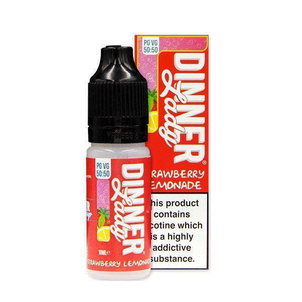 Strawberry Lemonade 50/50 E-Liquid by Dinner Lady 10ml
