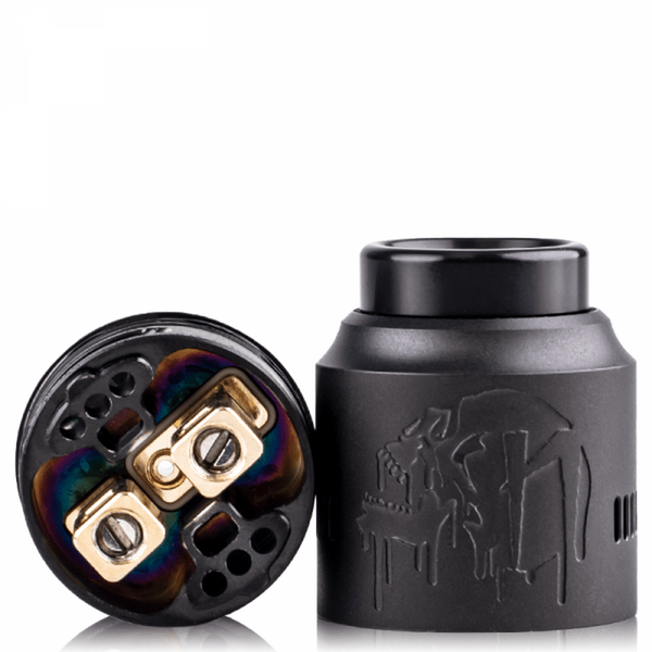 Nightmare Mini by Suicide Mods Dual Coil RDA 25mm