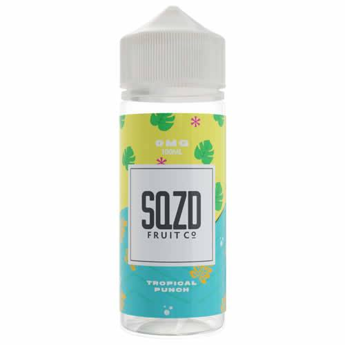 Tropical Punch by SQZD - Short Fill 100ml