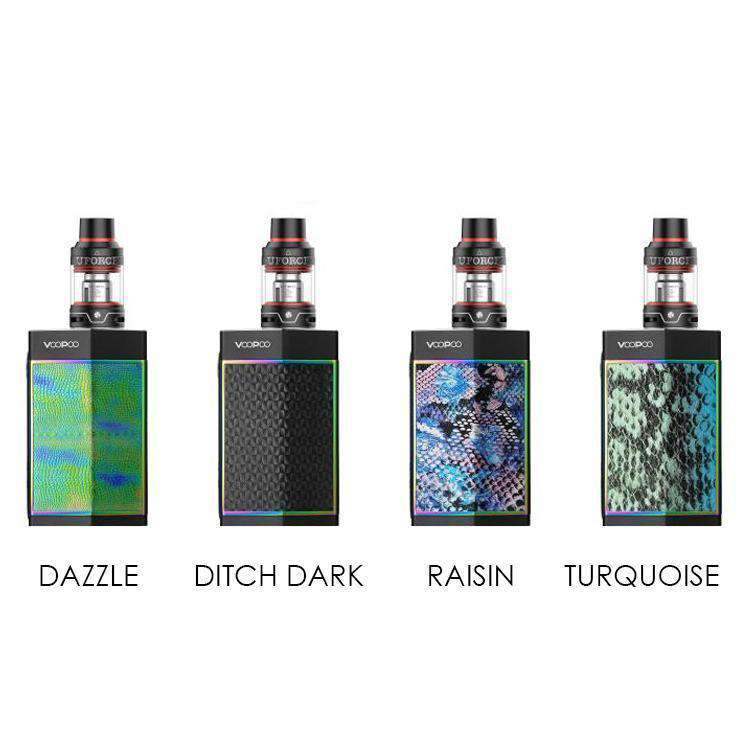 VooPoo Too 188W Vape Kit grey-haze.myshopify.com