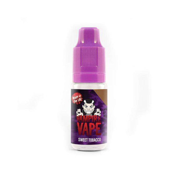 SWEET TOBACCO - Vampire Vape Eliquid 10ml