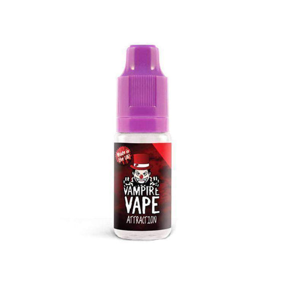 ATTRACTION - Vampire Vape Eliquid 10ml