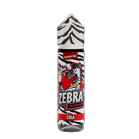Cola Zebra Refreshmentz Short Fill 50ml grey-haze.myshopify.com