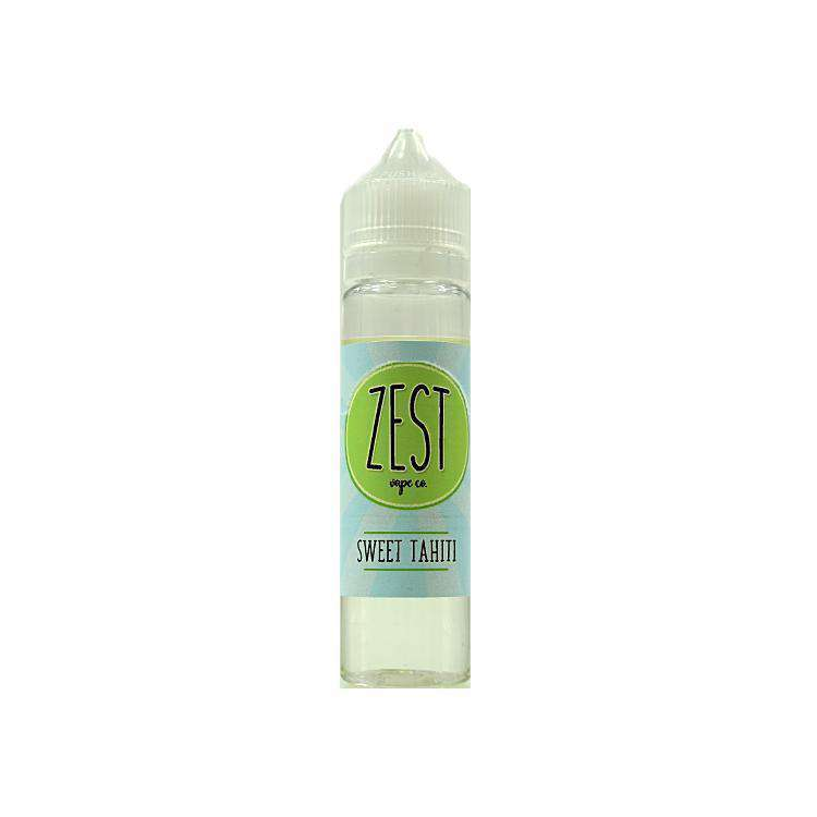 Sweet Tahiti by Zest Vape Co Short Fill 50ML grey-haze.myshopify.com