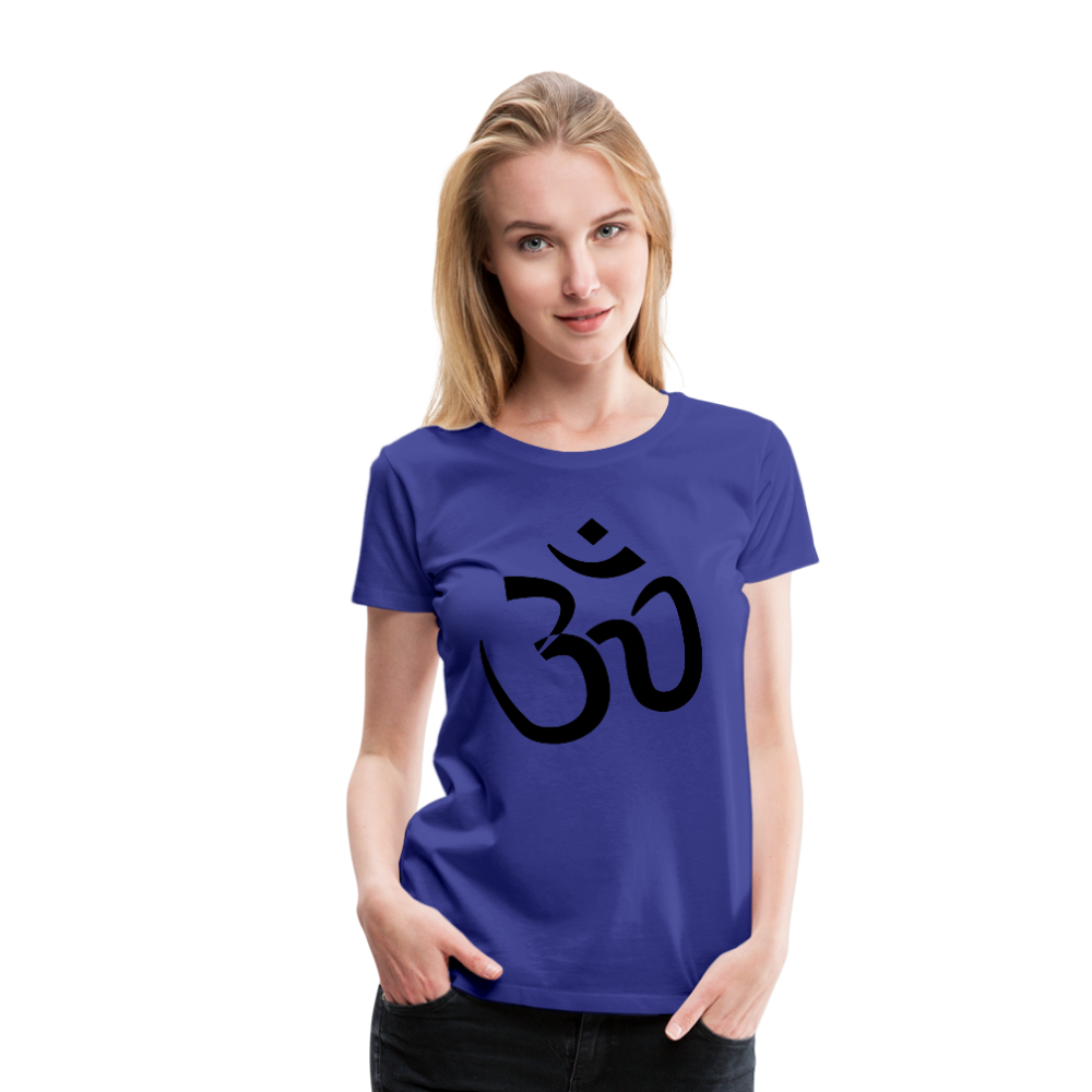 Women's T-Shirt - Proud to be Indian - royal blue