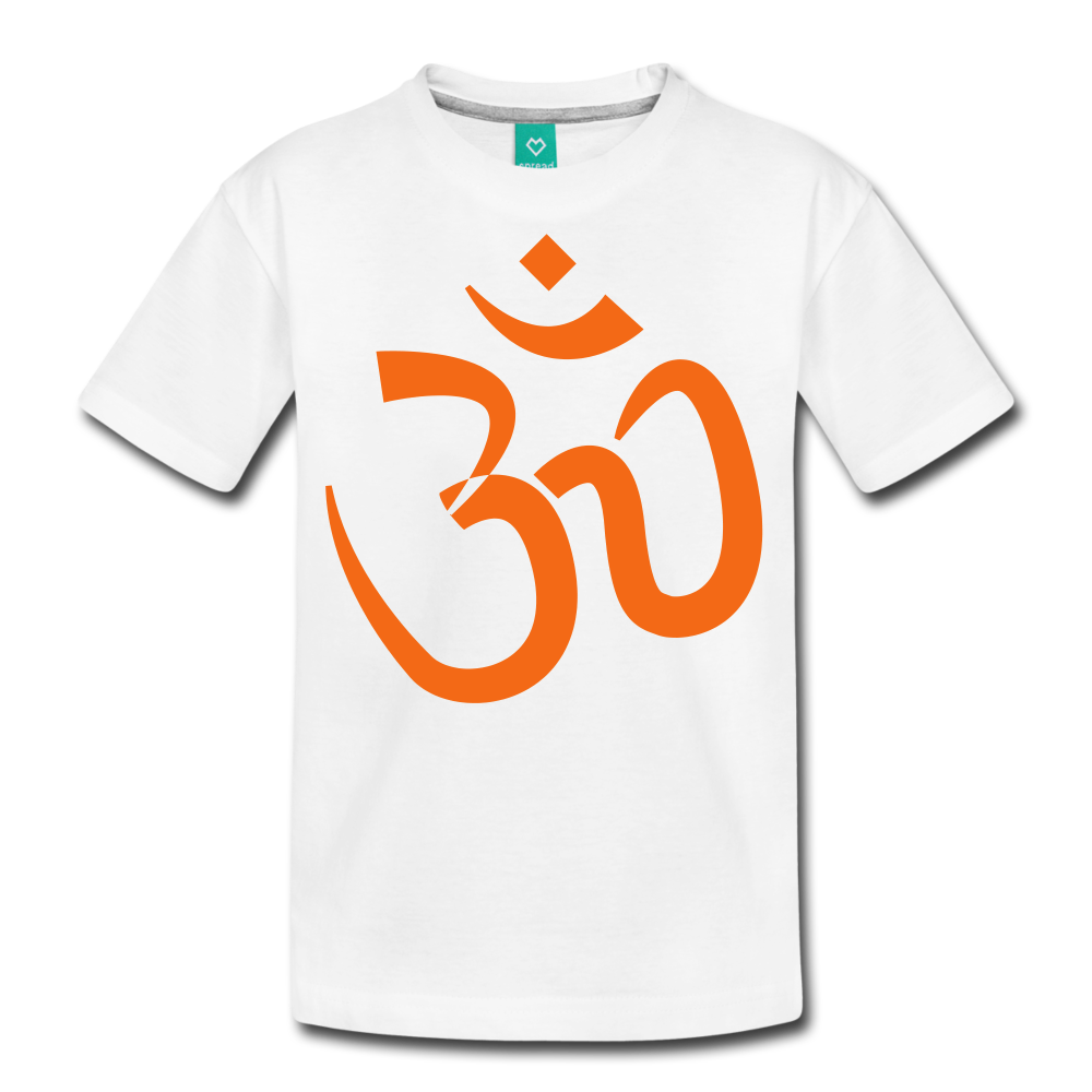 Kids' Premium T-Shirt - Proud to be Indian - white