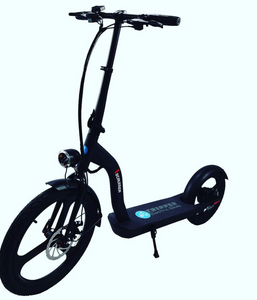 E-SCRUISER - 20'' wheel Double size battery Electric Scooter