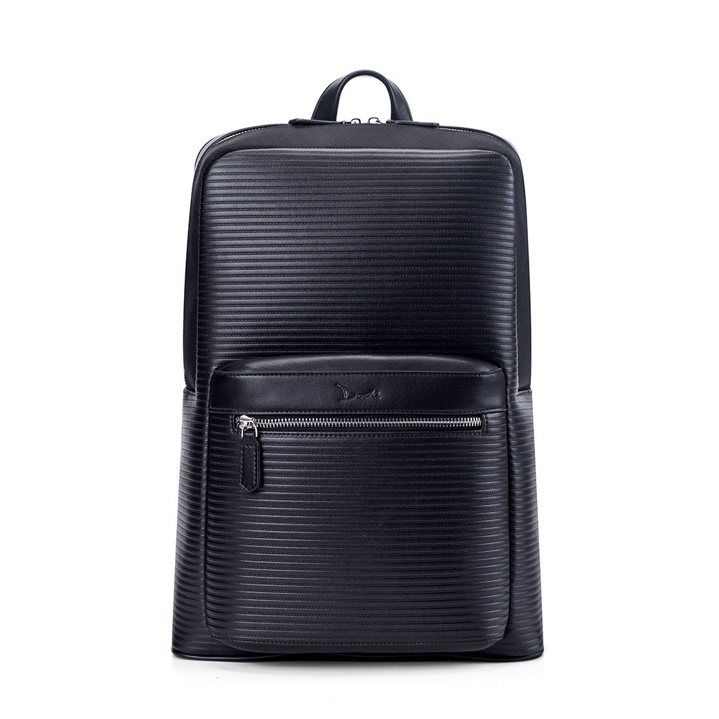 Doshi Lux Ribbed Backpack - Vegan