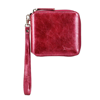 Zip Around Half Wallet - Doshi FCSA