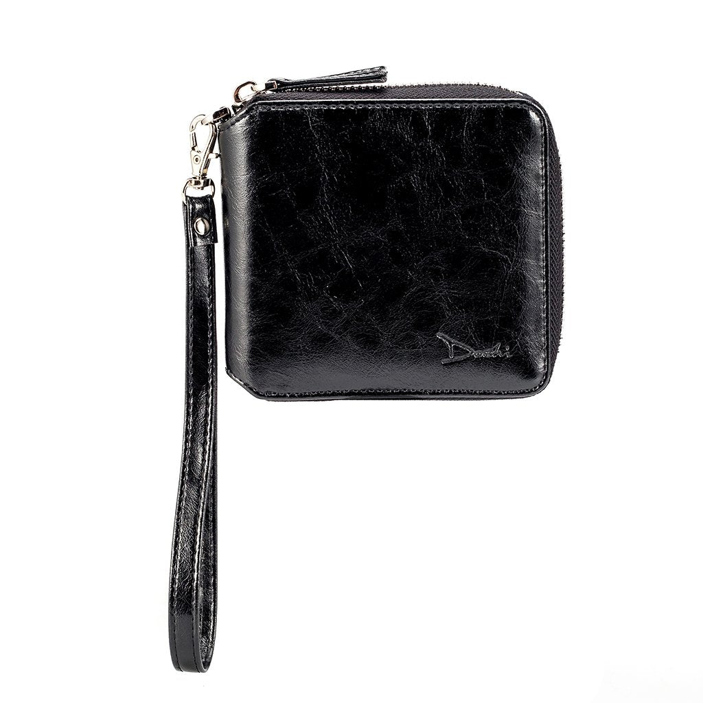 Zip Around Half Wallet