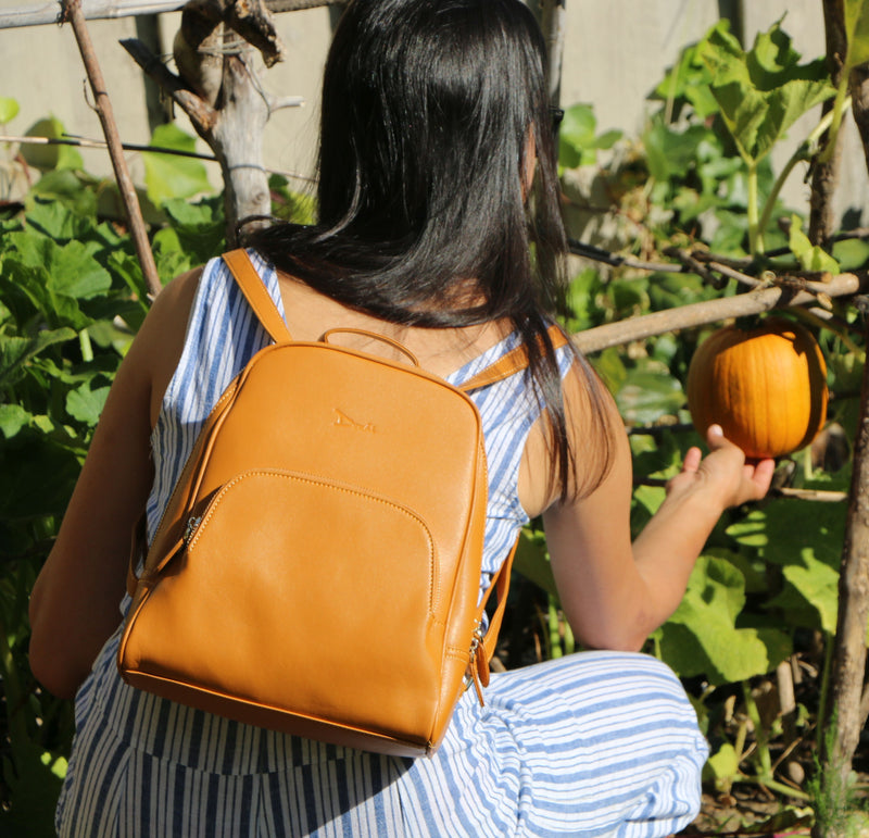Debut Slim Backpack - Vegan - Doshi FCSA