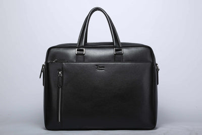 ON SALE! Doshi Modern Professional Soft Structured Briefcase XL - Microfiber - Vegan - Doshi FCSA