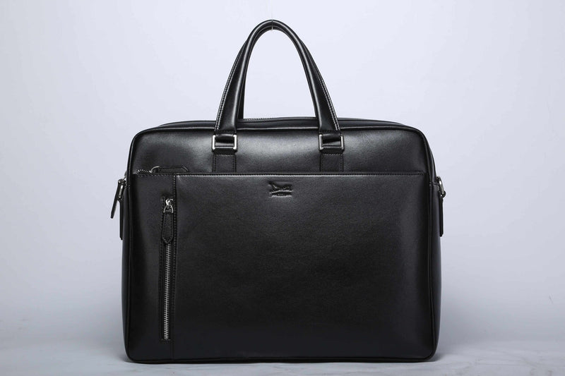 Doshi Modern Professional Soft Structured Briefcase XL - Microfiber - Vegan - Doshi FCSA