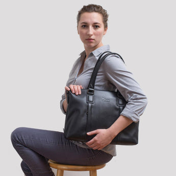 Doshi Tablet Brief - Women's Business Bag - Vegan - Doshi FCSA