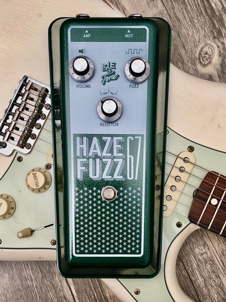 Isle of Tone Haze 67 Fuzz Available at Southern Guitars!