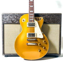 Load image into Gallery viewer, Gibson Custom R7 Goldtop Les Paul '57 Reissue - 2001