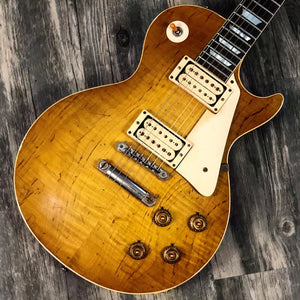Gibson Historic Makeovers '59 Les Paul Dirty Lemonburst