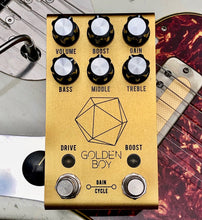 Load image into Gallery viewer, Jackson Audio Golden Boy Joey Landreth Signature Overdrive