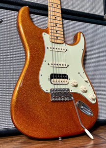Fender FSR Standard Stratocaster HSS Sunfire Orange Flake