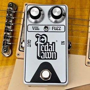 Pedal Pawn Fuzz - In Stock Now!