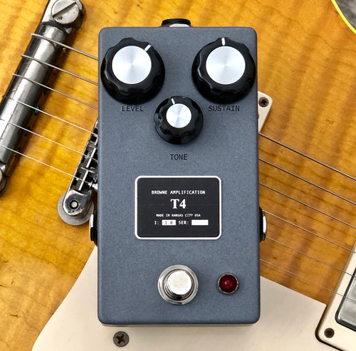 Browne Amplification T4 Fuzz