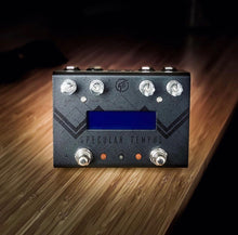 "Load image into Gallery viewer, GFI System Specular Tempus Reverb/Delay ""BLVCK BEAUTY"" Blackout Limited Edition"