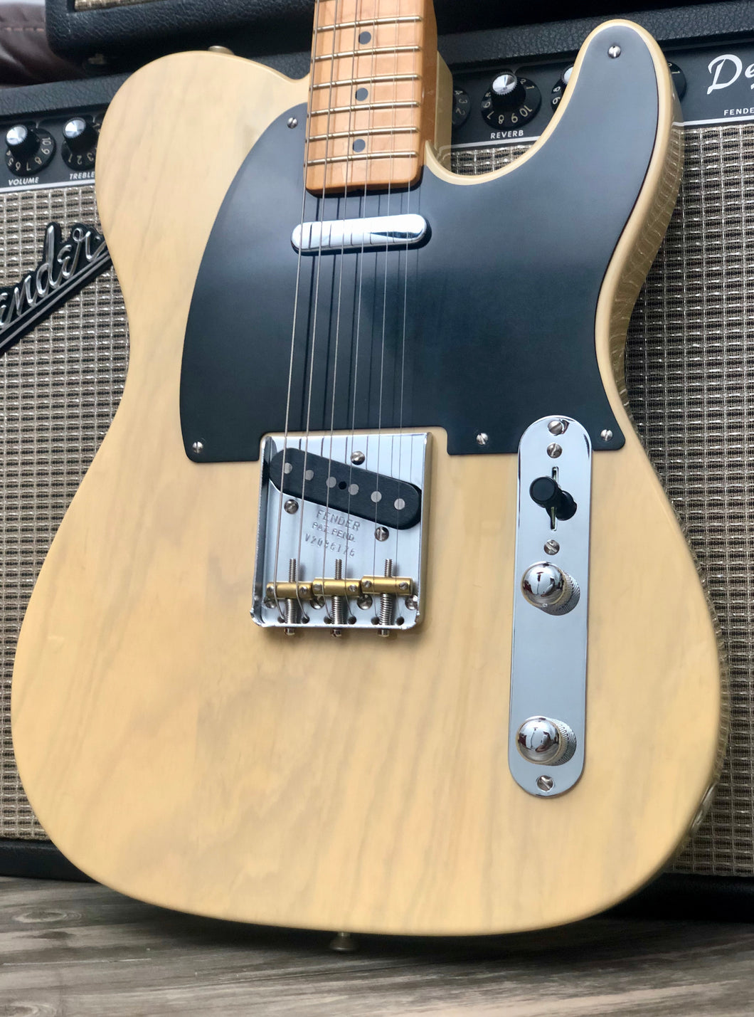 Fender 70th Anniversary Broadcaster - 2020