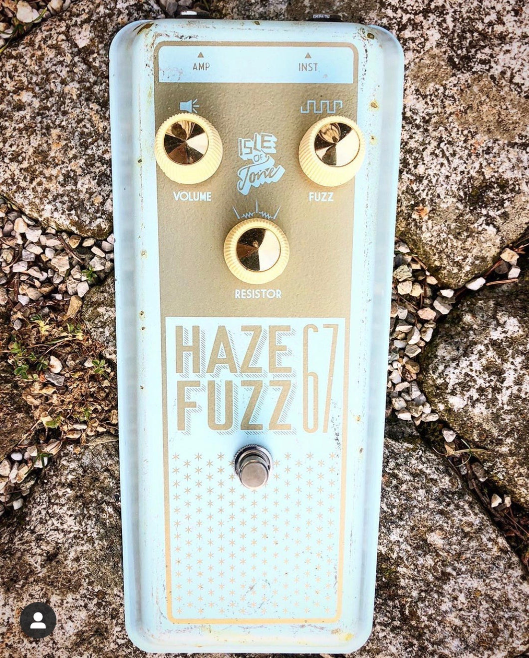 Isle of Tone Haze 67 Fuzz