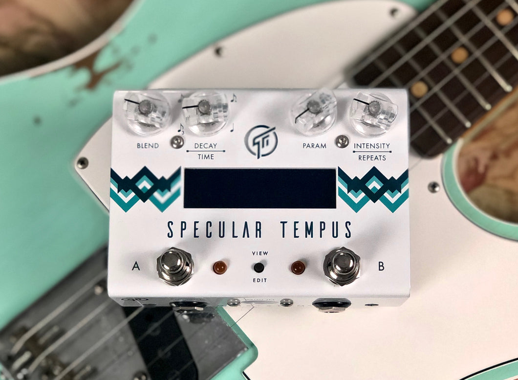 GFI System Specular Tempus Reverb/Delay - More On Order!