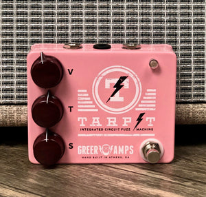 Greer Amps Tarpit Fuzz - Limited Edition Pink
