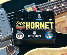 Load image into Gallery viewer, Greer Amps Super Hornet Octave Fuzz