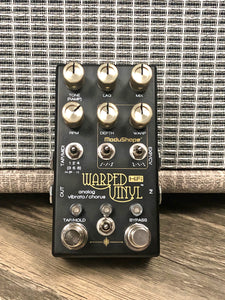 Chase Bliss Audio Warped Vinyl Hifi Chorus/Vibrato