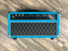 Load image into Gallery viewer, Amplified Nation Steel String Sultan - Turquoise Suede