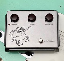 Load image into Gallery viewer, Ceriatone Centura Professional Overdrive Silver Matte w/ Horsie - In Stock Now