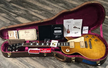 Load image into Gallery viewer, Gibson Historic Makeovers '59 Les Paul Dirty Lemonburst