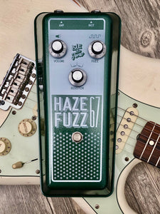 Isle of Tone Haze 67 Fuzz - British Racing Green