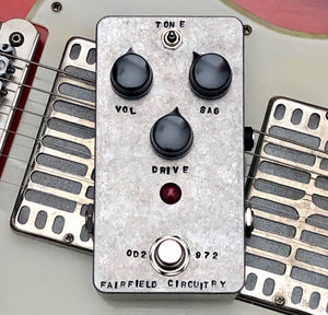 Fairfield Circuitry Barbershop Millenium Overdrive