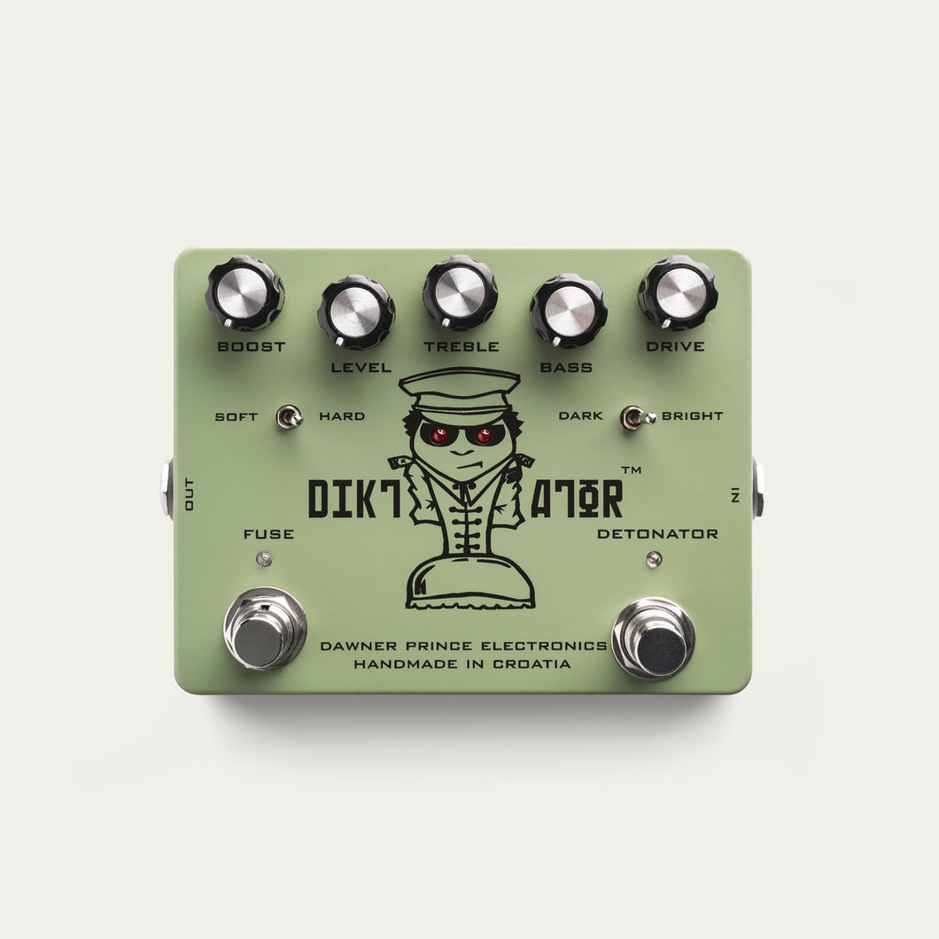 Dawner Prince Diktator Preamp/OD/Distortion