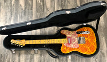 Load image into Gallery viewer, Crook Custom Guitars Aged Pink Paisley Tele