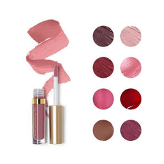 Hot! 8-Pc Professional Lip Glaze Gloss Waterproof Makeup Matte Non-sticky Lipsticks (SrCB)