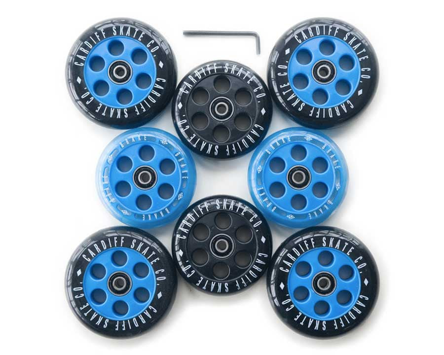 Cruiser (Large) - Wheel Replacement Kit