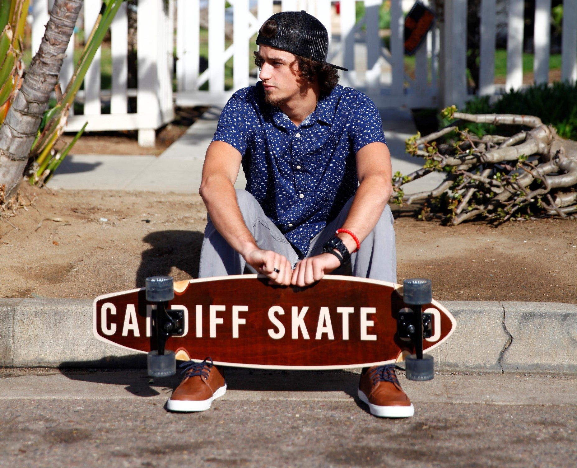 Cardiff Skate Co  - Auto Adjustable Roller Skate Shoes