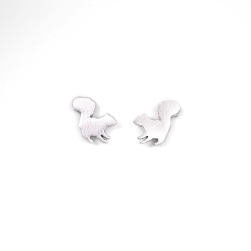 LARGE Squirrel Stud Earrings