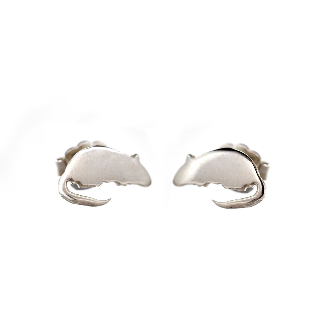 Mouse Stud Earrings